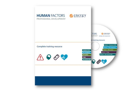 Human and organisational factors professional development: complete training resource